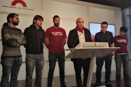 El independentismo catalán y Catalunya Sí Que Es Pot explicitan su apoyo a Valtonyc
