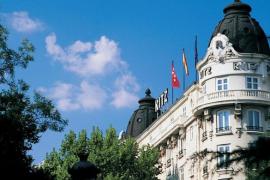 Detenido por dormir durante un mes en hoteles de lujo de Madrid sin pagar