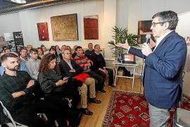 Patxi López apuesta por reformar la LAU para rebajar el precio de los alquileres en Ibiza