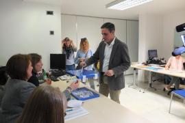 Marí Bosó vota a Biel Company para que presida el PP balear
