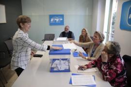 La baja partcipación en Palma y Calvià augura una clara victoria de Company en el PP