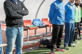 García Sanjuán, Formentera: «Es su propio jugador el que molesta al portero»