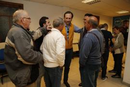 Bauzá pide a los suyos que respalden al nuevo presidente y el proyecto del PP