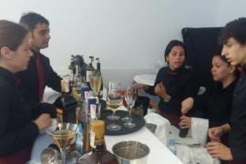 El instituto Marc Ferrer estrena nueva cocina y un espacio para restaurante