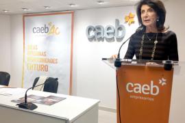 La CAEB prevé que la economía crecerá un 3 % en 2017