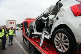 Los fallecidos en accidente de tráfico han descendido un 55% desde la aparición del carné por puntos en Baleares