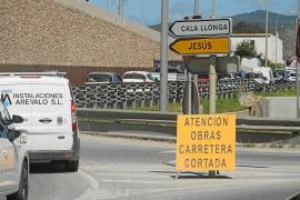 Jesús, un pueblo con los accesos atascados