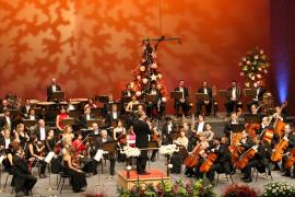 José María Moreno dirige a la Simfònica en Santanyí