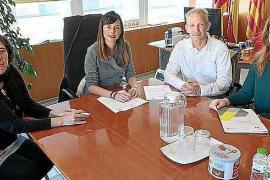 Consell d'Eivissa y Deixalles promueven la inserción laboral
