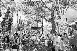 El Hippy Market de Punta Arabí volverá a abrir sus puertas el próximo 5 de abril