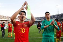 La esposa de un futbolista chino exige que lo expulsen del club y la selección por infiel
