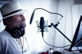 El cantautor mallorquín Tomeu Penya, en Santanyí