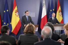 Mariano Rajoy anuncia que habrá inversiones «en Cataluña y en el resto de España»