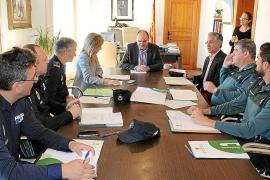 Santa Eulària pide más Guardia Civil