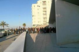 Sant Josep no tramita tarjetas de transporte porque el registro de entrada está «saturado»