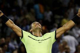 Nadal supera a Sock y alcanza las semifinales del Masters 1.000 de Miami
