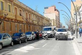 Un joven holandés resulta herido tras sufrir un aparatoso accidente en Vila