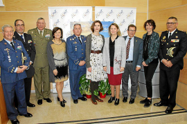 Entrega de premios de Meteorología
