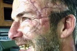 Un David Beckham desfigurado aparecerá en la nueva película del Rey Arturo