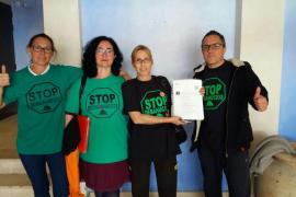 La PAH Ibiza logra la dación en pago para una familia de Ibiza