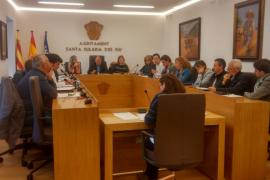 Santa Eulària exige al Consell que evalúe los efectos de la reordenación del tráfico en Ibiza