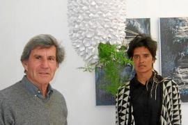 Origami y vaqueros se combinan en la nueva exposición de Garden Art Gallery