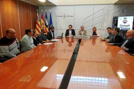 La alternativa al tendido de es Fornàs sólo garantiza el suministro eléctrico hasta 2020