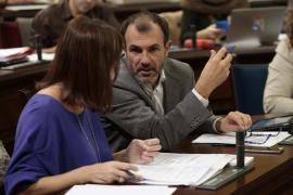 PSIB y Més decidirán este fin de semana si eliminan la Conselleria de Transparència