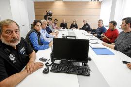 Vila estudiará las propuestas de mejora laboral de la Policía Local