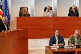 Podem-Guanyem recula y rechaza pedir la prohibición de los pisos turísticos en Ibiza