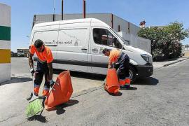 Los trabajadores de Valoriza dan tregua hasta después de Semana Santa