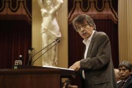 Ciudadanos pide a Armengol que se someta a una cuestión de confianza en el Parlament