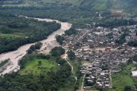 Al menos 193 muertos por una avalancha en la ciudad colombiana de Mocoa