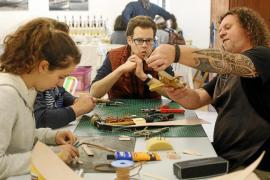 Una jornada para ponerse en la piel de los artesanos