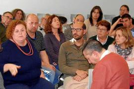 La salida del Govern abre un debate en Més per Menorca sobre el acierto de la decisión
