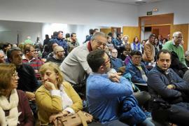Los vecinos de s'Eixample Nou convocan su propia consulta sobre el albergue