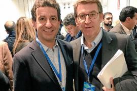 El PP balear mira a Galicia