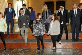 Armengol quiere una persona independiente para dirigir la Conselleria de Transparència