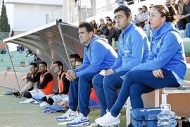 Mori, Peña Deportiva: «El equipo generó varias ocasiones para ganar»