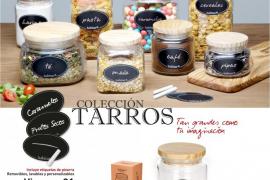 Consigue una colección limitada de tarros de cocina con Periódico de Ibiza y Formentera