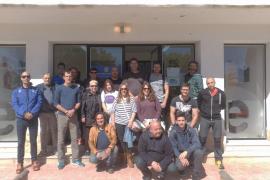 El cuerpo de Protección Civil en la isla suma 20 nuevos miembros
