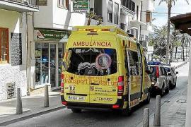 Dos heridos en el violento asalto a una casa de Sant Antoni por dos encapuchados