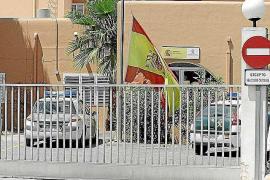 La Guardia Civil detiene a un joven que fue cazado robando en furgonetas de Sant Antoni