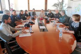 Vila ofrece 6 viviendas en sa Penya para alojar a policías a partir de mayo