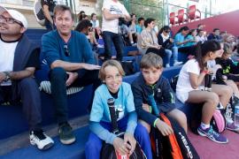 Clase magistral de Toni Nadal en Ibiza