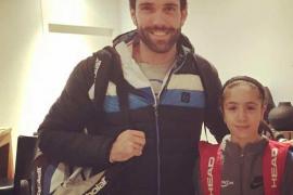 Un grupo de jóvenes talentos del tenis holandés vendrá a Ibiza para entrenar
