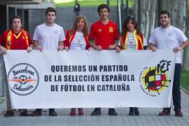 El Ayuntamiento de Barcelona vuelve a multar a la plataforma 'Barcelona con la Selección'