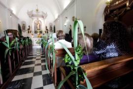 Día grande de Sant Vicent de Sa Cala (Fotos: Daniel Espinosa)