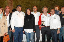 Entrega de premios del 48 Trofeo Princesa Sofía Iberostar de vela