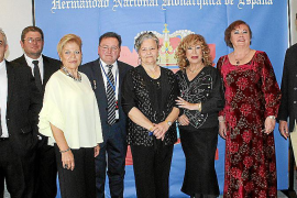 La Hermandad Monárquica de Balears celebra su segundo aniversario